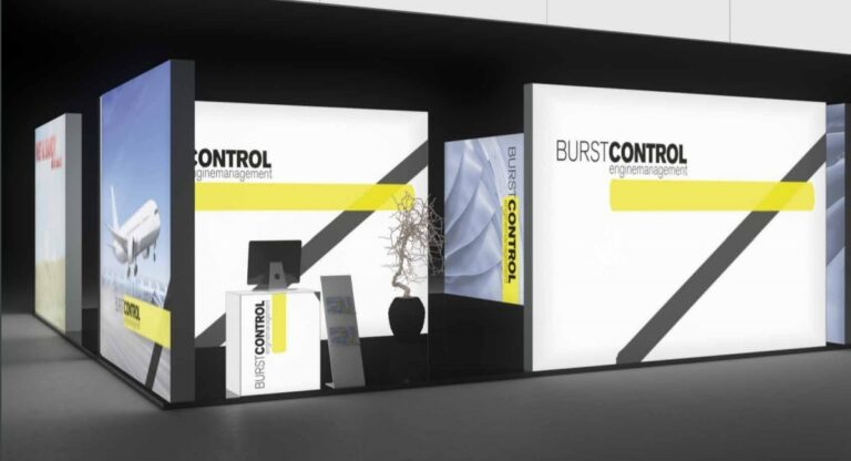 Stoisko BurstControl