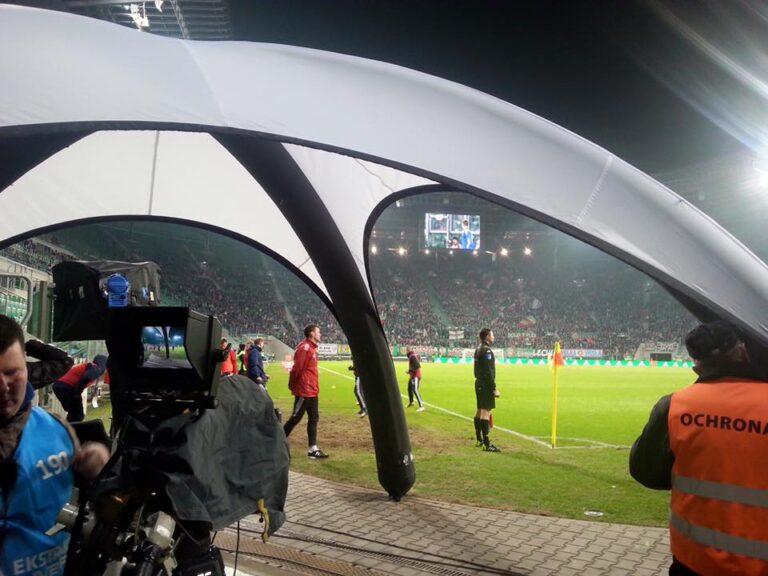 Namiot Stadion Wrocław