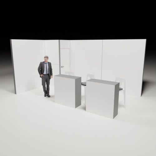 Stoiska targowe - 3x5m